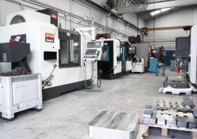 Matricería de aluminio