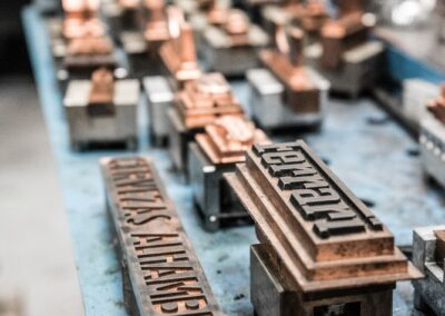 Matricería de aluminio moldes