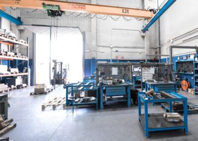 Matricería de aluminio y moldes