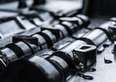 Moldes de acero