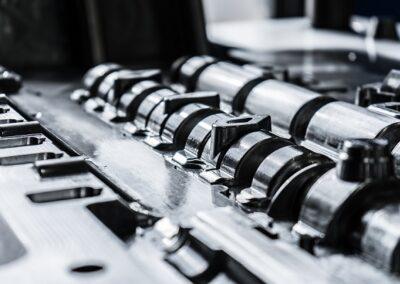 Moldes para inyección de aluminio